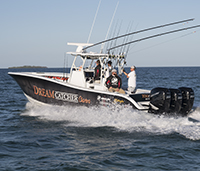 Yellowfin 36 Ft Center Console Reef Fishing Boat